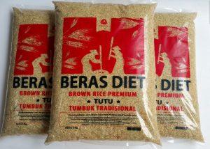 Beras Diet Brown Rice